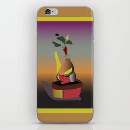 Nude Tree iPhone Skin