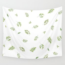 Leaf pattern Wall Tapestry
