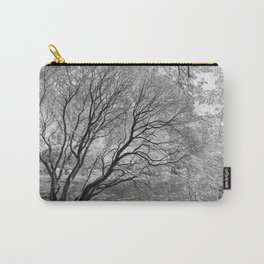 Illusion of Winter Carry-All Pouch