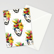 fruit har pattern Stationery Cards