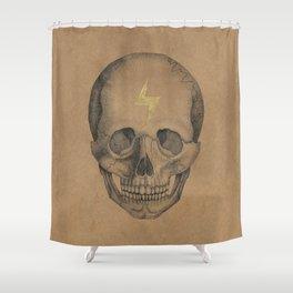 """""""26"""" Skull Shower Curtain"""