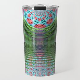 Emerald Sanctuary Travel Mug