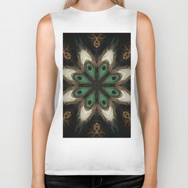 Rainforest Reverie Biker Tank