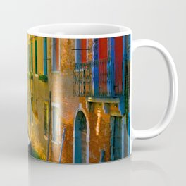 Italy. Venice motorway Coffee Mug