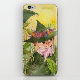 Snusmumriken / Snufkin iPhone Skin