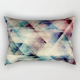 abstract /Agat/  Rectangular Pillow