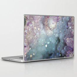 Unicorn Crystal Geode Laptop & iPad Skin