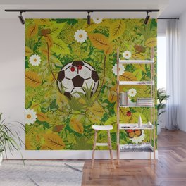 Lost my Ball Wall Mural
