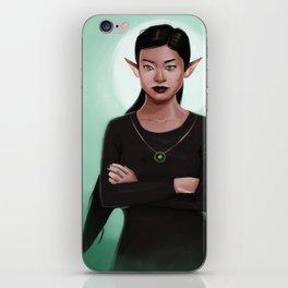 Amara the Elf iPhone Skin