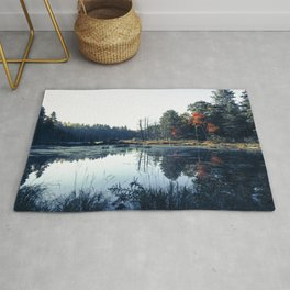 Autumn Reflections Rug