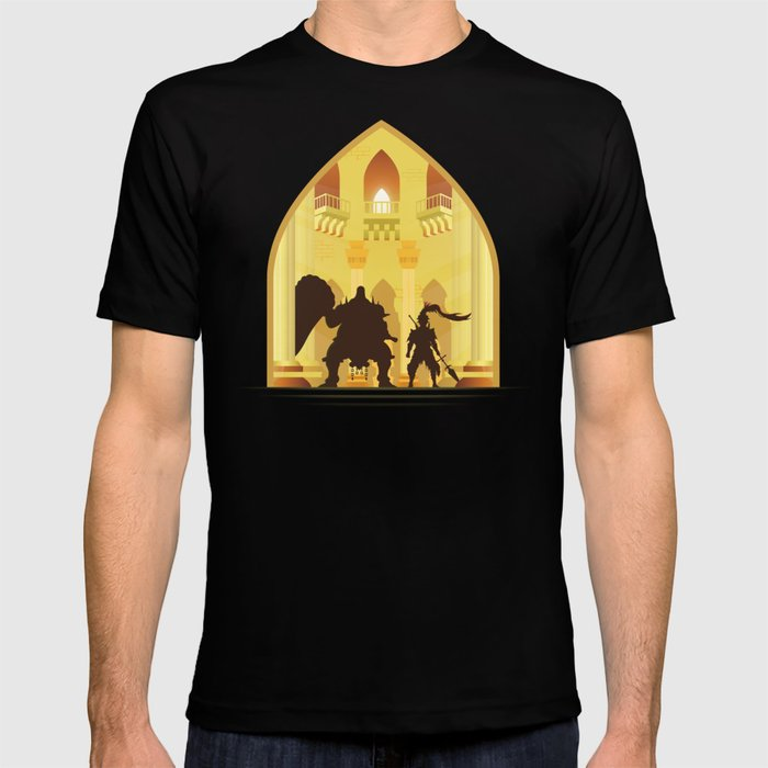 Ornstein and Smough (Dark Souls) T-shirt