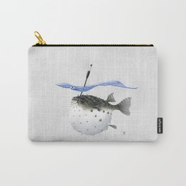 Take It Outside! (Wordless) Carry-All Pouch