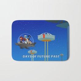 days of future past, jetsons Bath Mat