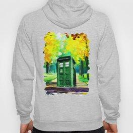 PAINTING TARDIS Hoody