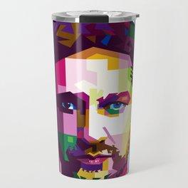 Gerard Butler Travel Mug