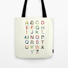 ABC SH (Option 2) Tote Bag