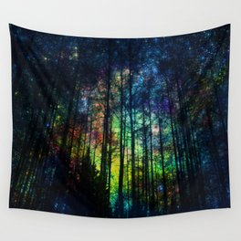 Magical Forest II Wall Tapestry