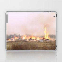 Firewoman Laptop & iPad Skin