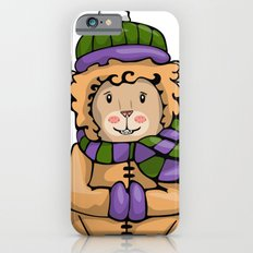 A Lion in Winter Slim Case iPhone 6s