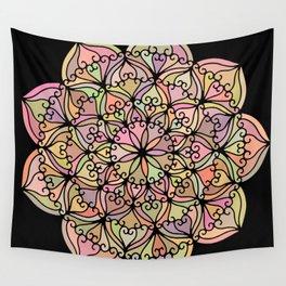 Mandala 04 Wall Tapestry