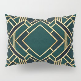 Art Deco 2 Pillow Sham