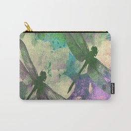 Dragonflies ZZ Carry-All Pouch