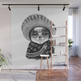 Zapatista Wall Mural