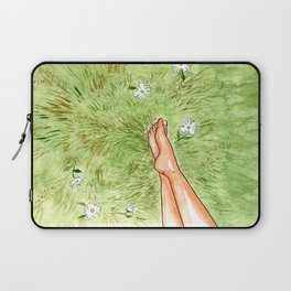 Clothed in Sunshine Laptop Sleeve