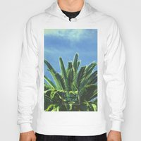 palm tree Hoodies featuring Palm TreE  by ''CVogiatzi.