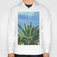"palm tree Hoodies featuring Palm TreE  by ""CVogiatzi."