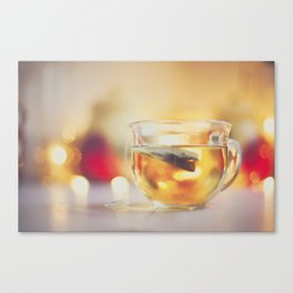 . tea . Canvas Print