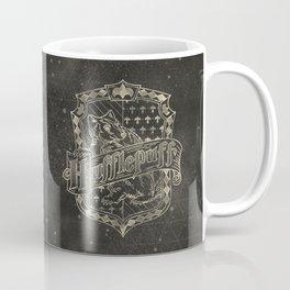 Hufflepuff House Coffee Mug