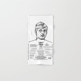 Don't Panic! - Dad's Army Corporal Jones Hand & Bath Towel