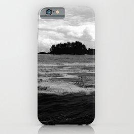 Crow Island iPhone Case