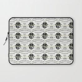 ouija board pattern Laptop Sleeve