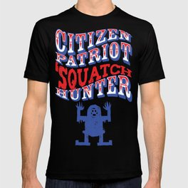 Citizen Patriot 'Squatch Hunter T-shirt