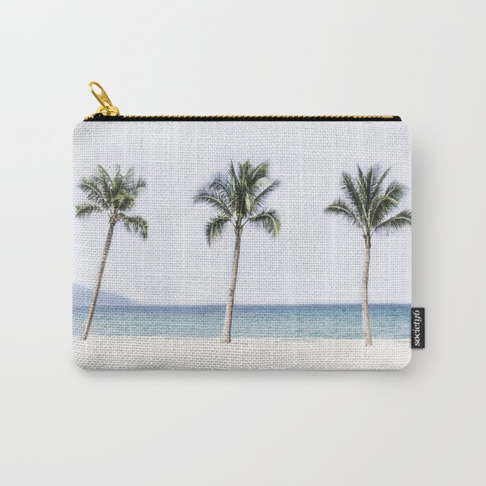 Palm trees 6 Carry-All Pouch