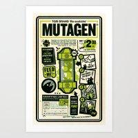 Quantities Limited! Art Print