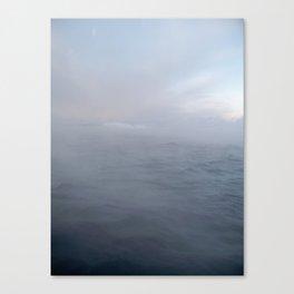 Sjörök 5 Canvas Print