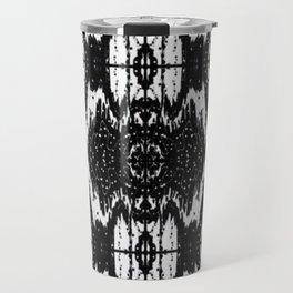 Cosmic event squared Travel Mug