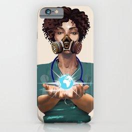 Omonyagitari iPhone Case