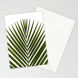 Bamboo - Tropical Botanical Print Stationery Cards