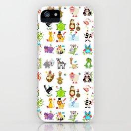 Jungle Bungle iPhone Case