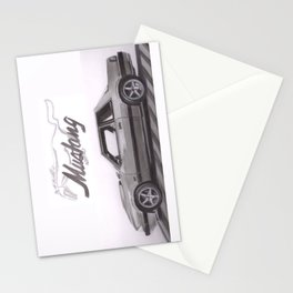 Mustang 1991 Stationery Cards