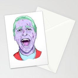 Patrick Bateman  Stationery Cards