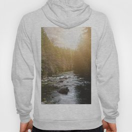 A Pacific Northwest River Adventure - 64/365 Nature Photography Hoody