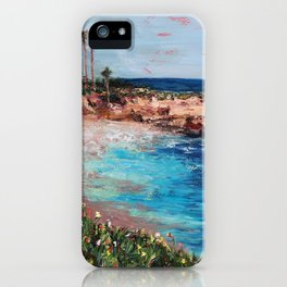 La Jolla Cove iPhone Case