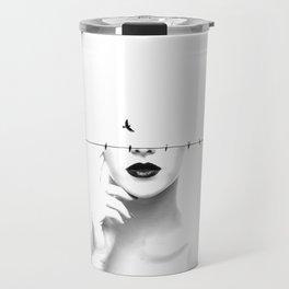 mindlessly free Travel Mug
