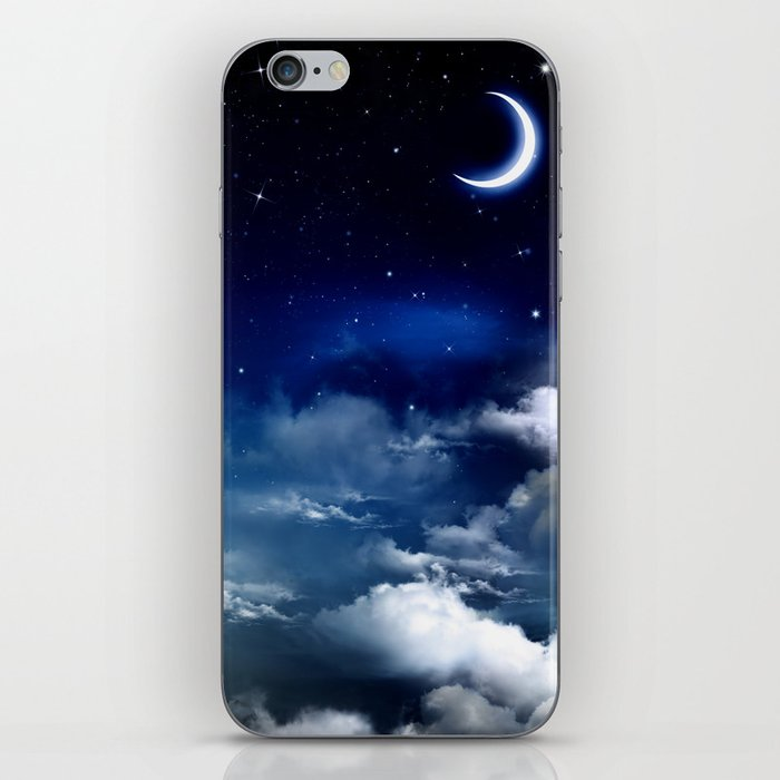 Silent Night iPhone Skin