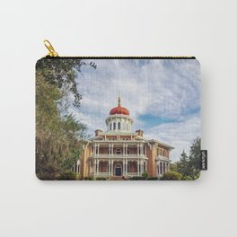 Longwood Home in Natchez Carry-All Pouch